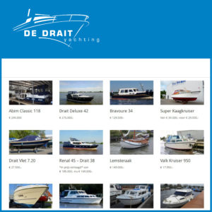 Widget drait yachts