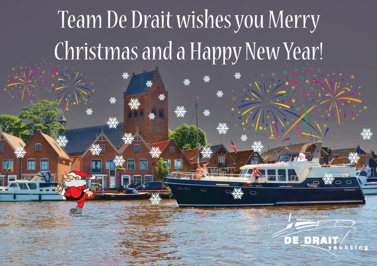 Last Day To Ship For Christmas 2019.Team De Drait Wishes You Merry Christmas And A Happy New Year