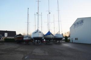 Winterstalling Jachthaven De Drait