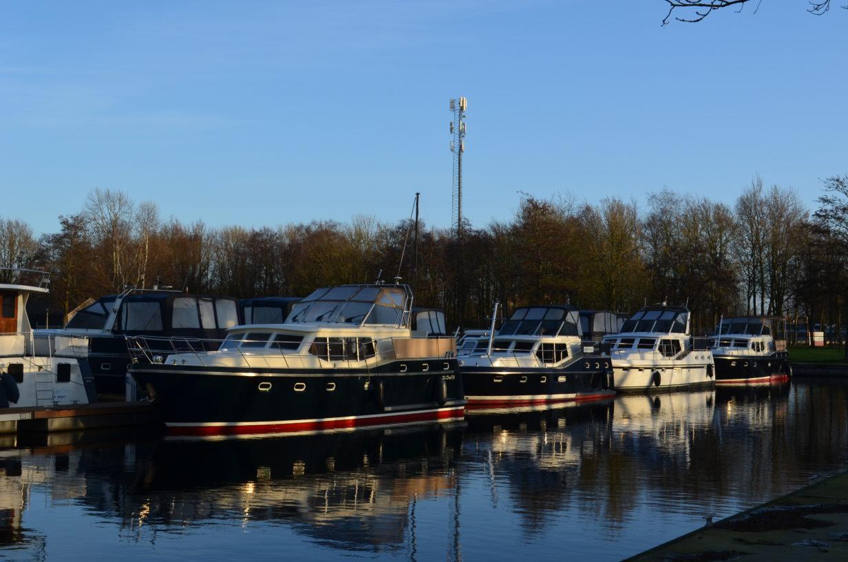 Winteronderhoud Jachthaven De Drait