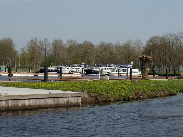 Vernieuwingen Jachthaven De Drait